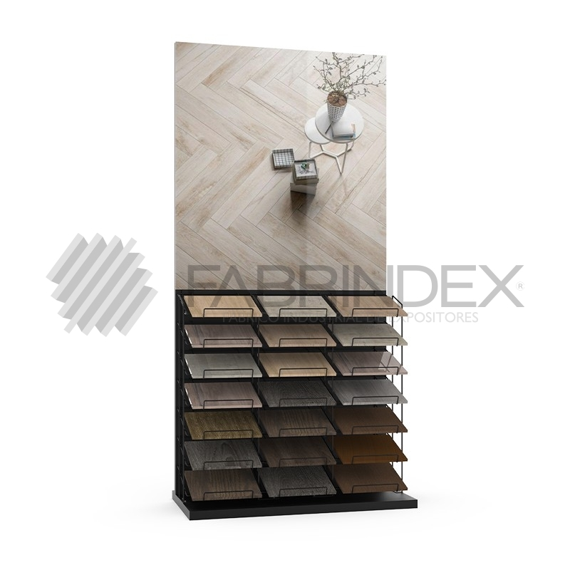 Expositor-Torre-Madeira